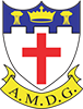 Blessed Edward shield logo